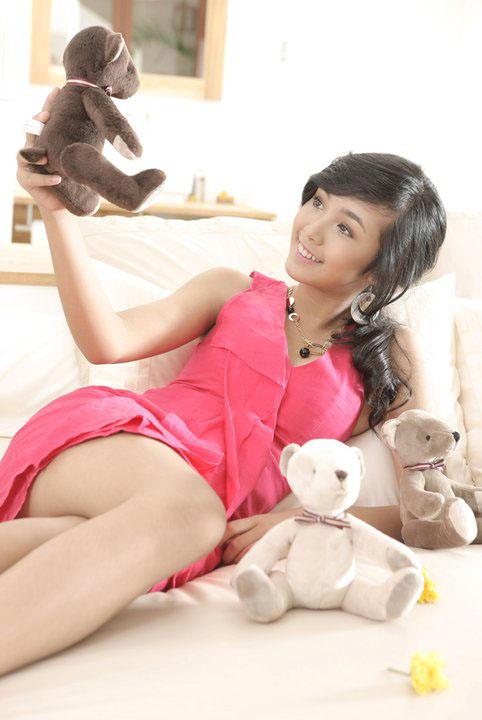 Hình ảnh Người mẫu Nhật 34 tuổi trẻ hơn Bảo Trân? số 5