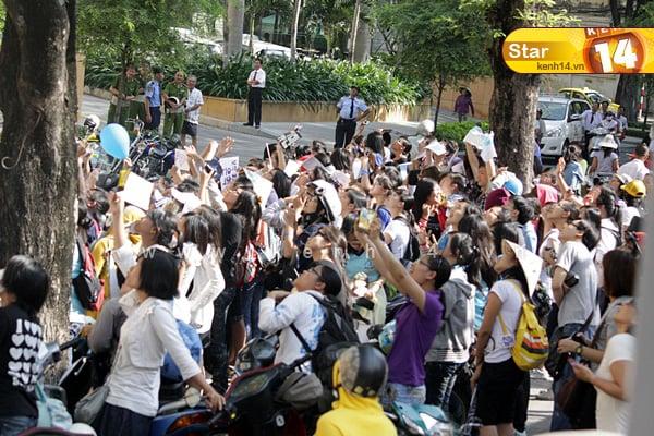 Hình ảnh Những hình ảnh cuối cùng của Super Junior ở Việt Nam số 1