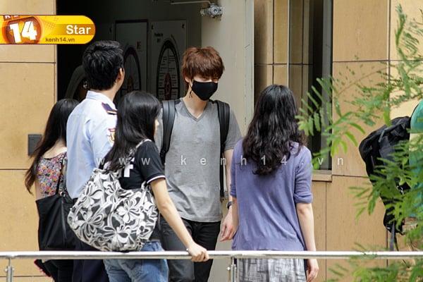 Hình ảnh Những hình ảnh cuối cùng của Super Junior ở Việt Nam số 5