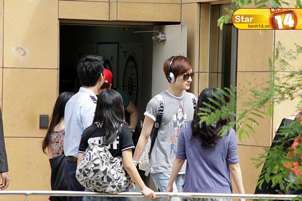 Hình ảnh Những hình ảnh cuối cùng của Super Junior ở Việt Nam số 7