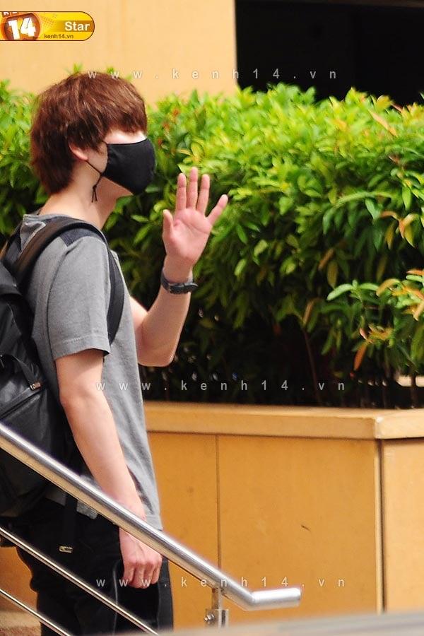 Hình ảnh Những hình ảnh cuối cùng của Super Junior ở Việt Nam số 15