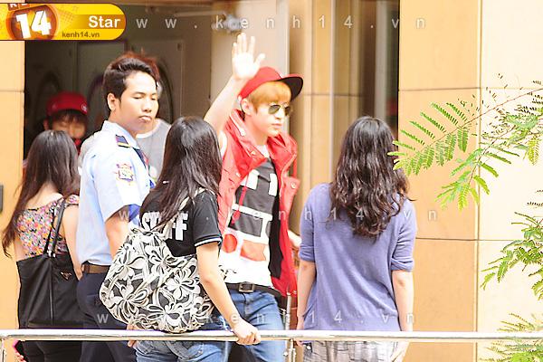 Hình ảnh Những hình ảnh cuối cùng của Super Junior ở Việt Nam số 20