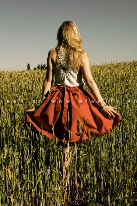 Hình ảnh May váy xòe thật đẹp để diện hè nào! số 9