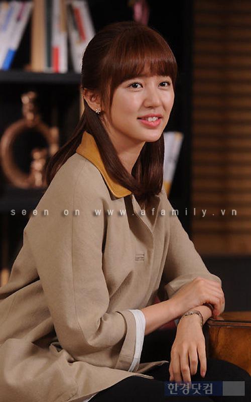 Hình ảnh Kang Ji Hwan nhịn ăn sáng để hôn Yoon Eun Hye số 3