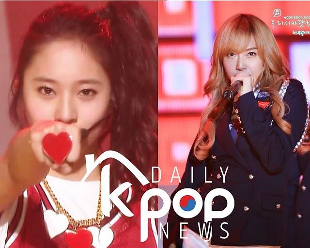 Hình ảnh Jessica và Krystal - cặp chị em lạnh nhất Kpop số 8