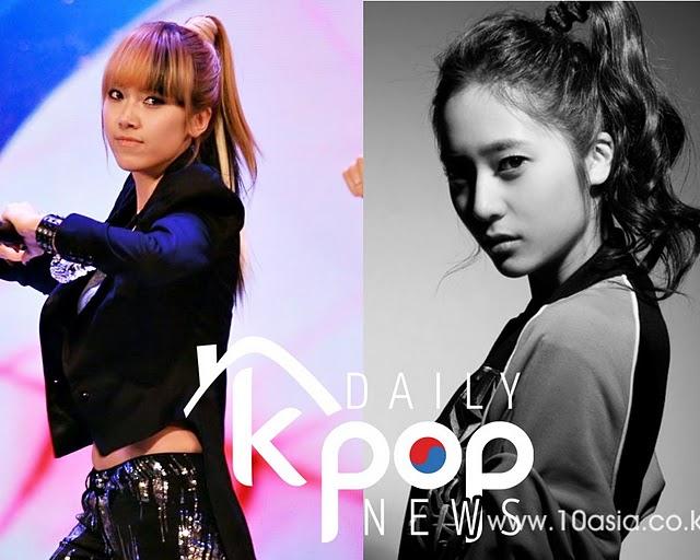 Hình ảnh Jessica và Krystal - cặp chị em lạnh nhất Kpop số 9