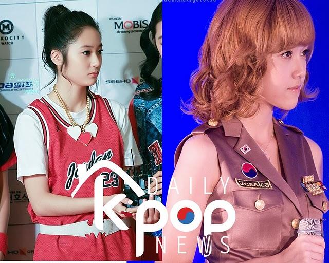 Hình ảnh Jessica và Krystal - cặp chị em lạnh nhất Kpop số 10
