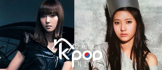 Hình ảnh Jessica và Krystal - cặp chị em lạnh nhất Kpop số 11