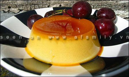 Hình ảnh Bí quyết cho món bánh flan mềm mịn thơm ngon số 4