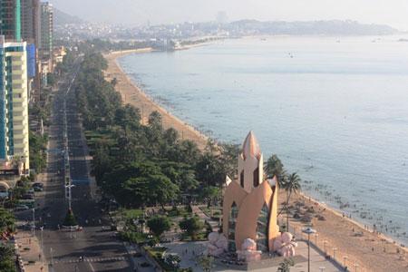 Hình ảnh Việt Nam có nhiều lợi thế phát triển kinh tế biển số 1