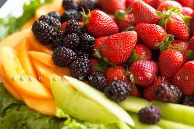 Hình ảnh 5 thực phẩm tốt cho da mùa hè số 1
