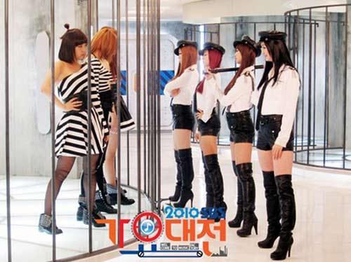 Hình ảnh Xem sao K-pop múa cột sexy số 8