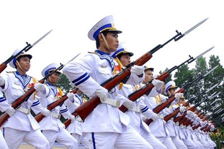 Hình ảnh Hải quân Việt Nam luyện tập bắn đạn thật số 12
