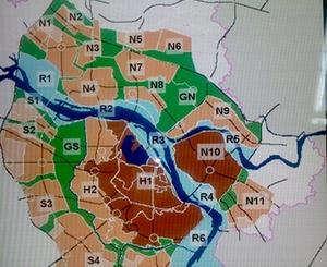 Hình ảnh Duyệt quy hoạch phân khu đô thị tại Đông Anh, Mê Linh số 1