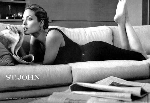 Hình ảnh Hé lộ bộ ảnh 10 triệu đô của Angelina Jolie số 4