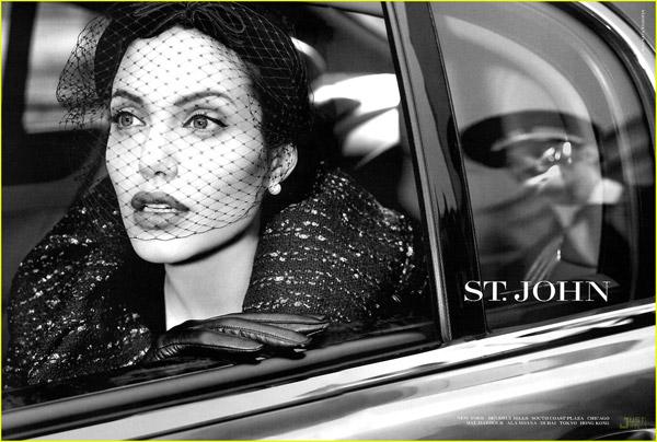Hình ảnh Hé lộ bộ ảnh 10 triệu đô của Angelina Jolie số 8
