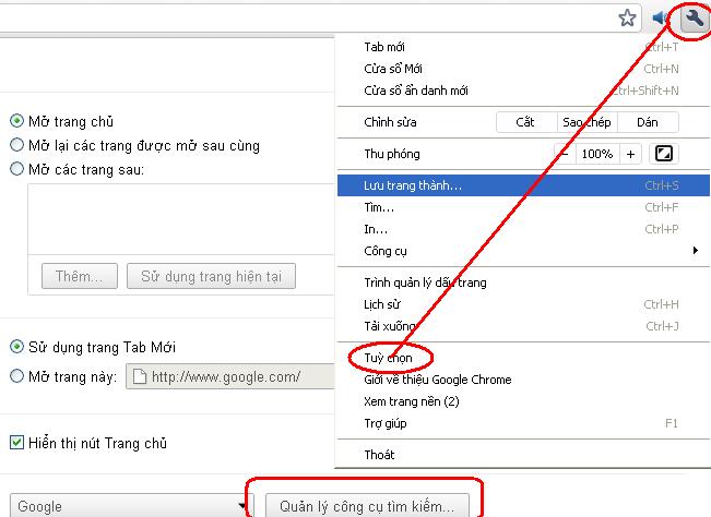 Hình ảnh Những thủ thuật để sử dụng Google Chrome hiệu quả hơn số 2