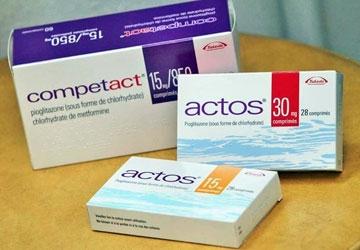 Hình ảnh Thuốc chữa tiểu đường gây ung thư đang lưu hành tại VN số 1