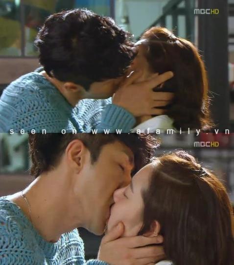 Hình ảnh Những nụ hôn nóng bỏng của phim Hàn số 5