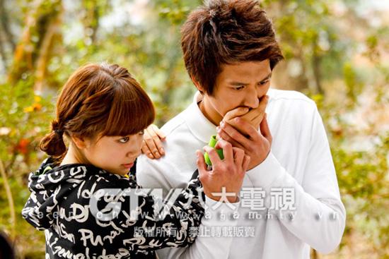 """Hình ảnh Phim Đài Loan của Park Shin Hye bị """"ném đá"""" số 8"""