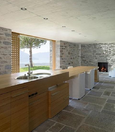Hình ảnh Ngôi nhà bằng đá đẹp nhất thế giới số 4