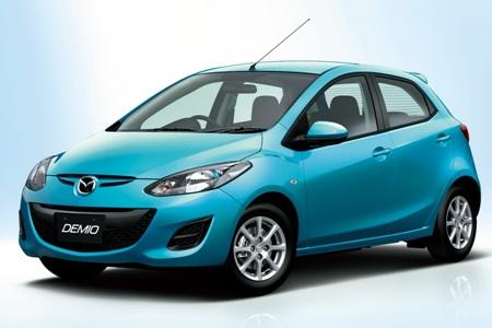 Hình ảnh Mazda sẽ tăng trưởng không cần ô tô chạy điện số 1
