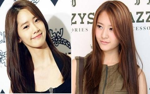 Krystal (f(x)) giống Yoona (SNSD) hơn cả chị gái? F(x) Krystal And Yoona