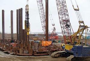 Hình ảnh Yêu cầu đẩy nhanh tiến độ xây cầu Nhật Tân số 1