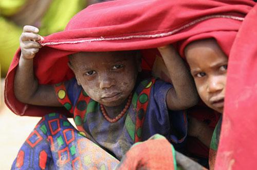 Hình ảnh Hình ảnh xúc động về nạn đói ở Somali số 4