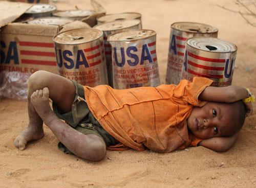 Hình ảnh Hình ảnh xúc động về nạn đói ở Somali số 6