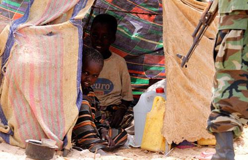 Hình ảnh Hình ảnh xúc động về nạn đói ở Somali số 14