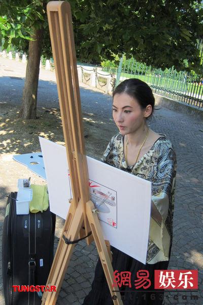 Hình ảnh Tạ Đình Phong hớn hở sau ly hôn, Trương Bá Chi có nghề mới số 4