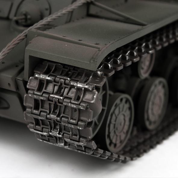 Hình ảnh Xe tăng hạng nặng Liên Xô: Vua chiến trường! số 5
