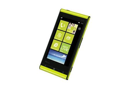 Hình ảnh Điện thoại đầu tiên chạy Windows Phone Mango số 3