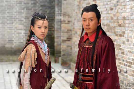 Hình ảnh Đổng Khiết trở thành mối tình đầu của chồng trên... phim số 5