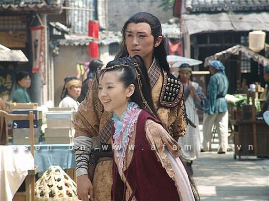 Hình ảnh Đổng Khiết trở thành mối tình đầu của chồng trên... phim số 7