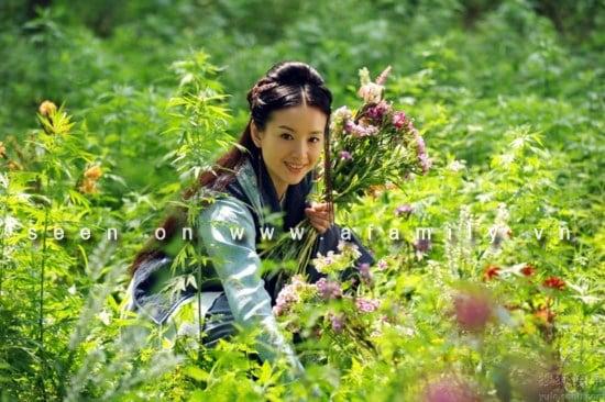 Hình ảnh Đổng Khiết trở thành mối tình đầu của chồng trên... phim số 10
