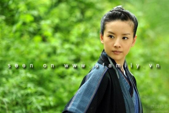 Hình ảnh Đổng Khiết trở thành mối tình đầu của chồng trên... phim số 11