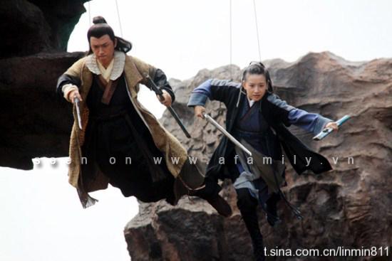 Hình ảnh Đổng Khiết trở thành mối tình đầu của chồng trên... phim số 13
