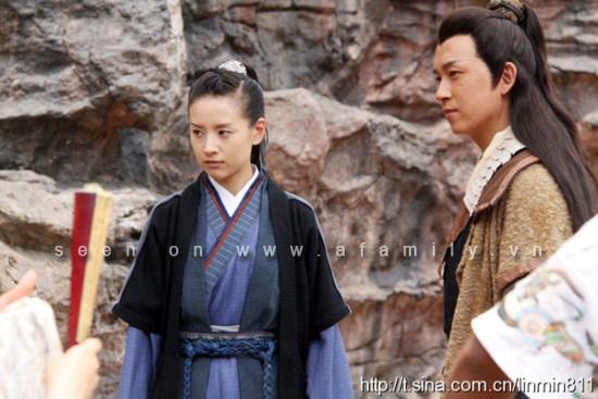Hình ảnh Đổng Khiết trở thành mối tình đầu của chồng trên... phim số 14