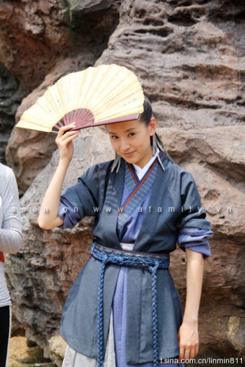 Hình ảnh Đổng Khiết trở thành mối tình đầu của chồng trên... phim số 18