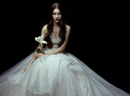 Hình ảnh Những mẫu váy cưới đẹp dành cho mùa cưới 2011 số 2