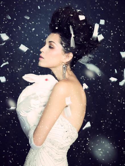 Hình ảnh Những mẫu váy cưới đẹp dành cho mùa cưới 2011 số 12