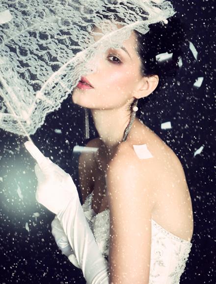 Hình ảnh Những mẫu váy cưới đẹp dành cho mùa cưới 2011 số 16