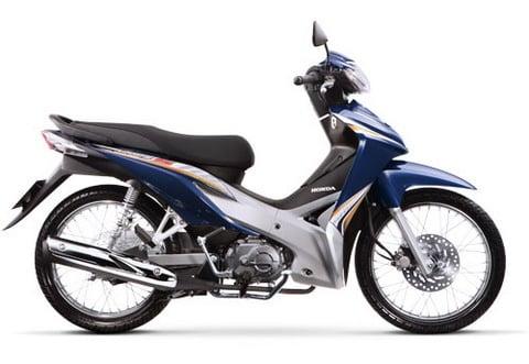 Hình ảnh Honda VN ra mắt 2 mẫu Wave mới, giá mới số 1