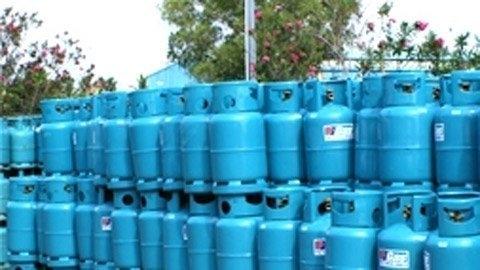 Hình ảnh Từ 1/1/2013: Giá gas giảm 7.000 đồng/bình 12kg số 1