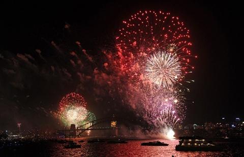 Hình ảnh Khắp nơi rộn ràng chào đón năm mới số 7