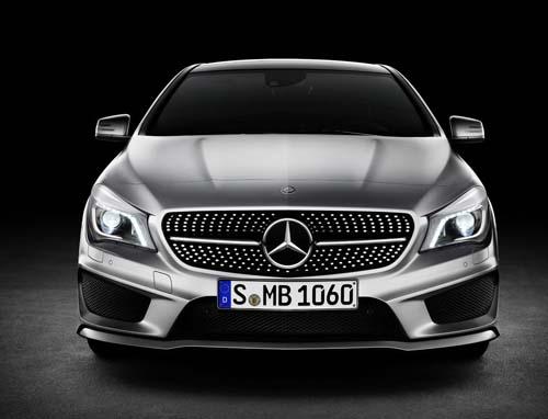 Hình ảnh Mê mẩn trước Mercedes-Benz CLA 250 số 4
