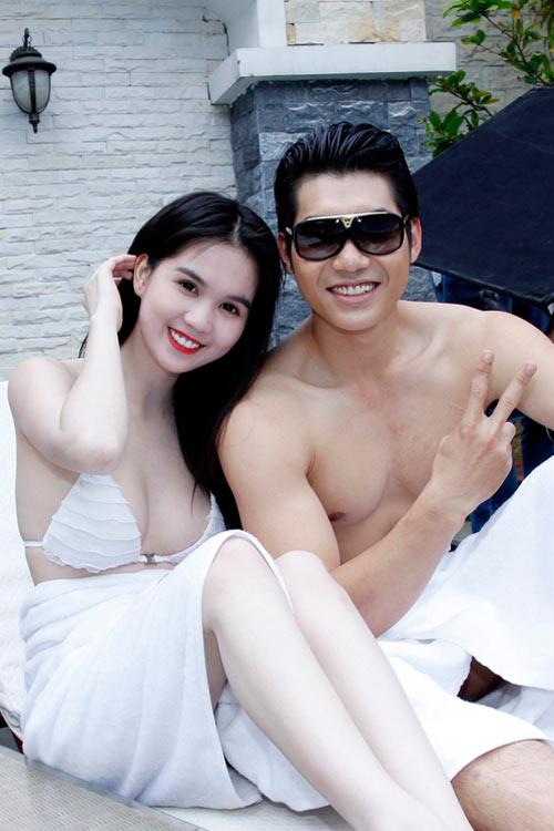 Hình ảnh Ngọc Trinh đốt nóng phim Tết 2013 số 10