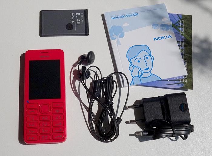 Hình ảnh Nokia 206 - Điện thoại hai SIM, chụp hình bằng giọng nói số 1